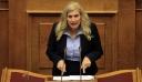 Θύελλα αντιδράσεων για την πρωτοφανή δήλωση της Αυλωνίτου για Μητσοτάκη