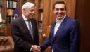 Να μην ξαναπροτείνει τον Παυλόπουλο για Πρόεδρο της Δημοκρατίας σκέφτεται τώρα ο Τσίπρας