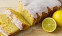 Κέικ λεμόνι με γλάσο