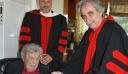 Επίτιμος Διδάκτορας του Ευρωπαϊκού Πανεπιστημίου Κύπρου ο Μίκης Θεοδωράκης