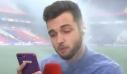 Ρώσος αθλητικογράφος γίνεται μούσκεμα σε ζωντανή μετάδοση