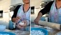 Ήθελε να μοιραστεί στο Facebook έναν «νέο τρόπο παρασκευής ψωμιού» αλλά κανείς δεν περίμενε τη συνέχεια