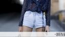 Fashion DIY: Φτιάξε μόνη σου το πιο glam denim σορτς (video)