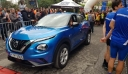 Το νέο Nissan JUKE στο6th Lycabettus Run