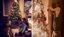Οι μαμάδες της showbiz στόλισαν. Δείτε τα εντυπωσιακά χριστουγεννιάτικα δέντρα [Εικόνες]