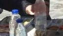 Κρήτη: «Ξαναχτύπησαν» οι τουρίστες με τα ταπεράκια [βίντεο]
