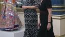 Η Kate Middleton σε ρόλο οικοδέσποινας στην έκθεσης μόδας που φιλοξενεί το Παλάτι