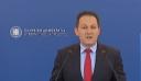 Κορωνοϊός: Επανέρχεται η εβδομαδιαία ενημέρωση μόνο με τον Νίκο Χαρδαλιά