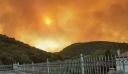 Φωτιά στη Μάνη: Βελτιωμένη η εικόνα, δεν υπάρχει ενεργό μέτωπο