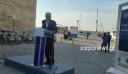 Στα Χανιά η Γιάννα Αγγελοπούλου: Εορτασμοί για τα 200 χρόνια από την κήρυξη της Ελληνικής Επανάστασης στην Κρήτη