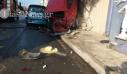 Χανιά: Αυτοκίνητο παραλίγο να βρεθεί σε μπαλκόνι σπιτιού
