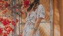 Insta inspo: Πώς να φορέσεις το floral φόρεμα