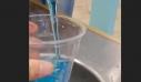 Θεσσαλονίκη: Μπλε νερό έτρεχε από τις βρύσες στον Εύοσμο