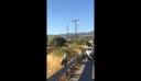 Κρήτη: Γυπαετός παραλίγο να λάβει κλήση από την Τροχαία [φωτο]