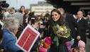 Η Kate Middleton, το φόρεμα από το 2012 και το cult τσαντάκι