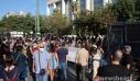 Δίκη Χρυσής Αυγής: Χειροκροτήματα για την απόφαση μη αναγνώρισης ελαφρυντικών