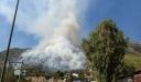 Kυκλοφοριακές ρυθμίσεις στο Λουτράκι λόγω της πυρκαγιάς
