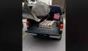 «Ηλία ρίχτο! Ρίχτο Ηλίαααα…» Δείτε τι απέγινε το άμοιρο το φορτηγάκι! [Βίντεο]