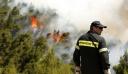 Πολύ υψηλός κίνδυνος πυρκαγιάς την Πέμπτη