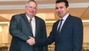Αλβανικά ΜΜΕ: Αθήνα και Σκόπια συμφώνησαν στην ονομασία «Νέα Μακεδονία»