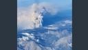 Η φωτιά στην Εύβοια από τα 18.000 πόδια: Φωτογραφία από πτήση κόβει την ανάσα
