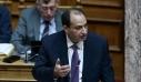 """Σπίρτζης: «Η κυβέρνηση γνώριζε ότι η """"Θάλεια"""" θα έπληττε την Εύβοια και δεν ειδοποίησε εγκαίρως τους πολίτες»"""