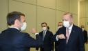 Σύσκεψη ΝΑΤΟ – Τα είπαν Μακρόν και Ερντογάν: «Ανάγκη για αποσαφήνιση των κοινων αξιών εντός του ΝΑΤΟ»