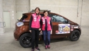 Δύο γυναίκες κατέκτησαν την έρημο Σαχάρα με ενα ηλεκτρικό  Renault ZOE