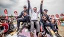 Θρίαμβος για την Peugeot στο Ντακάρ. Νικητές οι Sainz/ Cruz με το 3008DKR