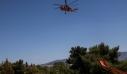 Πυρκαγιά ξέσπασε στην περιοχή Μεσόκαμπος στη Σάμο