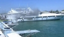 Φωτιά σε σκάφος στη Γλυφάδα