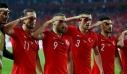 Πανηγύρισαν στρατιωτικά οι Τούρκοι διεθνείς ποδοσφαιριστές