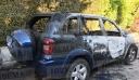 Βίντεο: Στις φλόγες τυλίχτηκε διπλωματικό αυτοκίνητο στο Χαλάνδρι