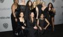 Μαύρα φορέματα και στο κόκκινο χαλί των BAFTA