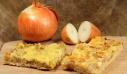 Κρεμμυδόπιτα με μπέικον