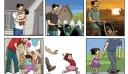 Το κόμικ για τη ζωή και το πέρασμα του χρόνου που θα σε βάλει σε σκέψεις (εικόνες)