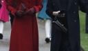 Kate Middleton – Meghan Markle: Το γιορτινό royal look τους μοιάζει πολύ