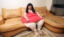 Έχασε 108 κιλά μετά τον χωρισμό με τον φετιχιστή σύντροφό της [Εικόνες]