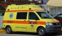 Ένας πολυτραυματίας μετά από παράσυρση κοντά στο Φιλίππειο, στη Θεσσαλονίκη