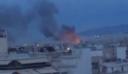 Ισχυρή έκρηξη στον Ταύρο σε εργοστάσιο με εύφλεκτα υλικά! Αποκλειστικό βίντεο ντοκουμέντο!