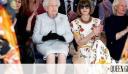 Ο σχεδιαστής που έφερε τη βασίλισσα Ελισάβετ στο show του είναι το πιο hot όνομα στη μόδα