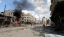 Συρία: Ανελέητο σφυροκόπημα στο έσχατο προπύργιο των τζιχαντιστών