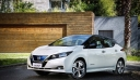 """Το Nissan LEAF απέσπασε την κορυφαία """"πράσινη"""" βαθμολογία από το Green NCAP"""