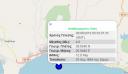 Σεισμός 4,8 Ρίχτερ κοντά στη Σάμο