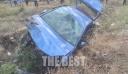 Θανατηφόρο τροχαίο στην Αχαΐα: Αυτοκίνητο έπεσε σε χαντάκι, νεκρός ο οδηγός