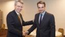 Συγχαρητήρια Πάιατ σε Μητσοτάκη: Καλή επιτυχία κύριε Πρωθυπουργέ