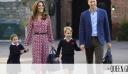 H Kate Middleton συνόδευσε τα παιδιά της πρώτη μέρα στο σχολείο φορώντας κάτι που έχουμε ξαναδεί