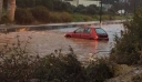 Κρητικός ψάρευε στον ΒΟΑΚ την ώρα της πλημμύρας [φωτο]