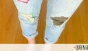 Πώς να προσθέσεις patches στο τζιν σου σύμφωνα με μία DIY expert στο TikTok