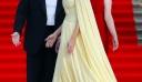 Το κίτρινο φόρεμα της Melania Trump θα σου θυμίσει την πριγκίπισσα Bell της Disney